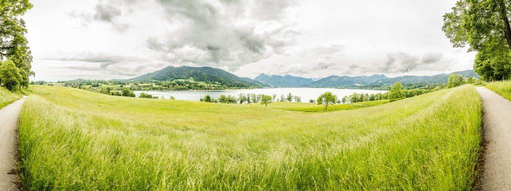 riesen Panorama tegernsee