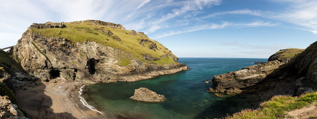 Panorama Tintagel