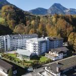 Luftaufnahme Klinik Bad Trissl