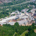 Luftaufnahme Hamberger, Rosenheim, Bayern