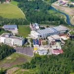 Luftaufnahme Kathrein, Rosenheim, Bayern