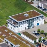 Luftaufnahme, Firmengebäude, München
