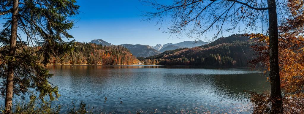 Hechtsee, Panorama