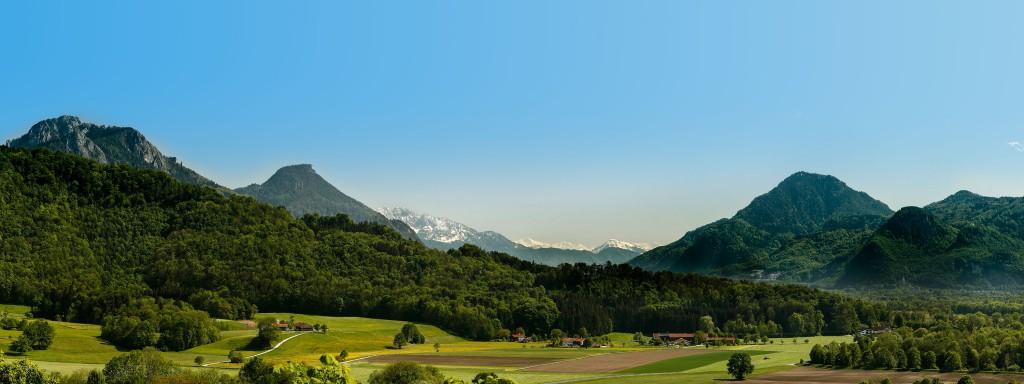 Berge Inntal, Venediger, Heuberg, Kranzhorn, Petersberg, Wilder Kaiser, Kaisergebirge, Hocheck