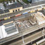 Luftaufnahme Salzburg HBF