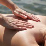 Klinikfotografie Massage