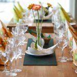 Hotelfotografie gedeckter Tisch