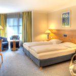 Hotelzimmer Residenz Winkler