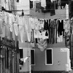 Wäsche-Venedig